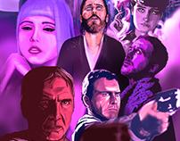 Week 1, Blade Runner