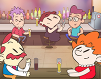 Lelo e Zezinha TV Show - Art Direction, Animation