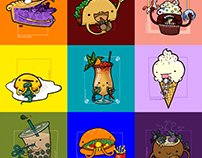 Carnivorous Foods Series