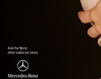 After Sales Services. Mercedes Benz