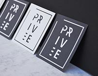 Priveé Branding