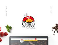 // Website for Cheiro de Pizza Company