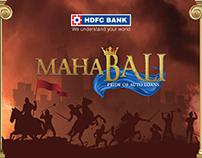 HDFC - MahaBali Theme