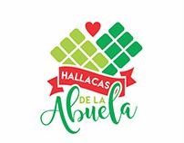 Branding Hallacas de la Abuela