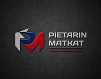 Логотип и фирменный стиль для визового центра