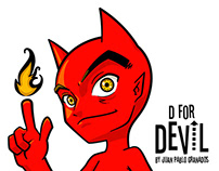 D for Devil flame [Revisited]