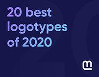 20 Best Logotypes of 2020