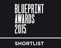 2015 BLUEPRINT AWARDS UK
