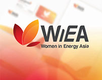 Branding: Women in Energy Asia (WiEA)