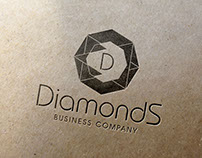 Logo Diamonds Business Company