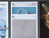 Product Communication - Print Design
