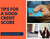 Tips for a Good Credit Score