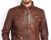 Leather Jackets for Men by Fashionnuevo