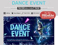 Dance Event – Facebook Event + Instagram template