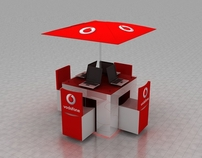 Vodafone transformed tables