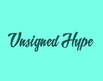 Unsigned Hype UK Work pt.2