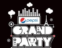 PEPSI GRAND PARTY RACE