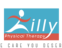 Lilly Physical Therapy - Rebranding