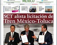 MILED MÉXICO, Periódico Digital