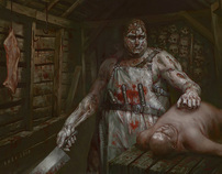 The Zombie Butcher