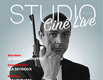 Journal Animé - James Bond