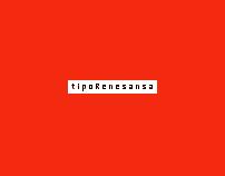 TipoRenesansa | subpixel logotype