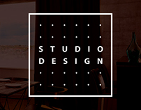 Website for agency of interior design