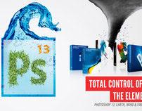 Concept ad for Photoshop 13/CS6