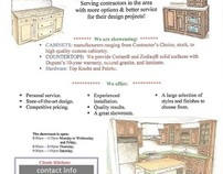Kitchen Design - Company handout