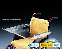Campaña prevención DGT