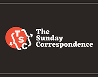 The Sunday Correspodence Logo & Branding