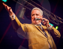 Ray Gelato's Giants at Ealing Jazz Festival July 2012