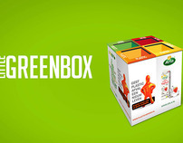 Little green box