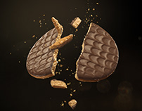 MCVITIES BISCUITS | FULL CGI