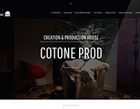 Cotone Prod Website