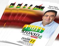 Vereador Afonso Arruda - PMDB