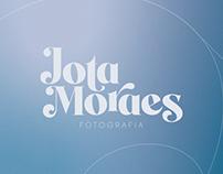 IDENTIDADE VISUAL // JOTA MORAES FOTOGRAFIA
