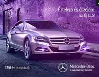 Mercedes-Benz CLS Campaign