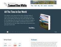 Sam White Redesign