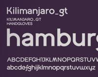 Typeface experiments