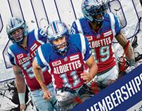 Les Alouettes de Montréal - Document de vente 2016