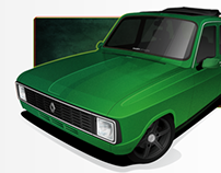 Renault 6 1976
