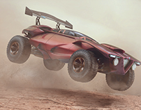 Desert Monster