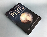 Discovering Pluto Book Cover