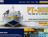 PT-305 Website Design