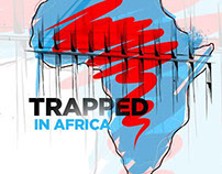 Trapped Mixtape cover