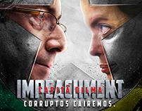 [Exercise] Capitã Dilma: Impeachment