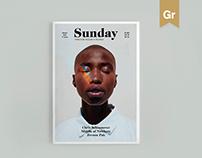 Sunday Mag | Editorial Design