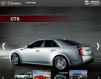 Alghanim Automotive - Cadillac Facebook App