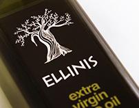 Ellinis Olive Oil